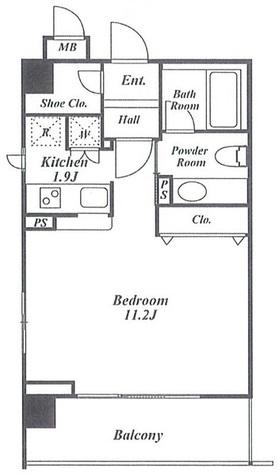 プレミアステージ湯島 / 9階 部屋画像1