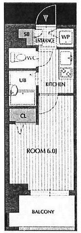 ブルーマーレ / 804 部屋画像1