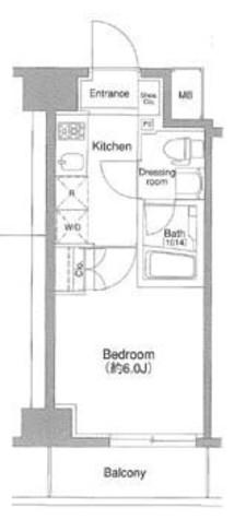 プラウドフラット森下 / 2階 部屋画像1