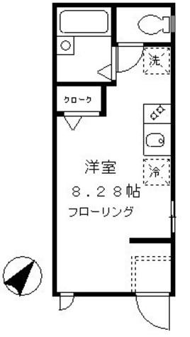 中目黒1丁目住宅 / 1階 部屋画像1