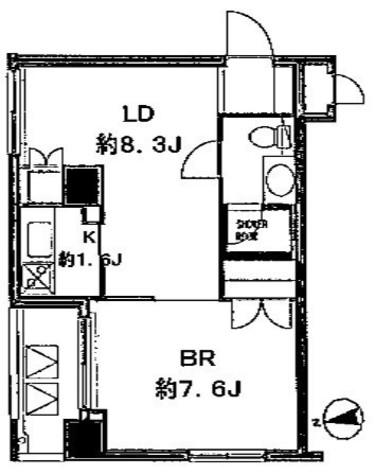 ビュロー平河町2 / 2階 部屋画像1