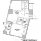 コンフォリア銀座EAST / 8階 部屋画像1
