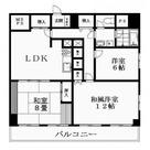 ライオンズマンション西五反田 / 8階 部屋画像1