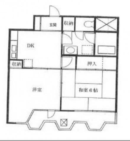 タキゲンビル / 6階 部屋画像1