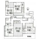 奥沢2丁目貸家 / 1階 部屋画像1