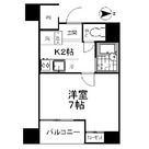 スカイコート文京湯島 / 2階 部屋画像1