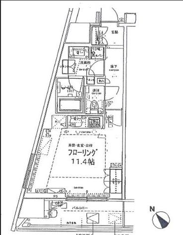 PRISM TOWER(プリズムタワー) / 15F 部屋画像1