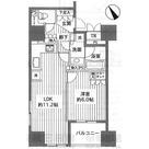 レフィール築地レジデンス / 301 部屋画像1