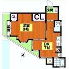 LASA16 B棟 / B 部屋画像1