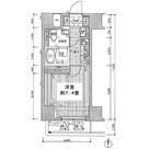 プレール・ドゥーク木場駅前 / 7階 部屋画像1