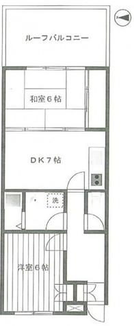 テラスハウス大岡山 / 3階 部屋画像1
