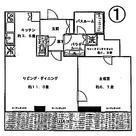 ル・サンク大崎シティタワー / 1203 部屋画像1