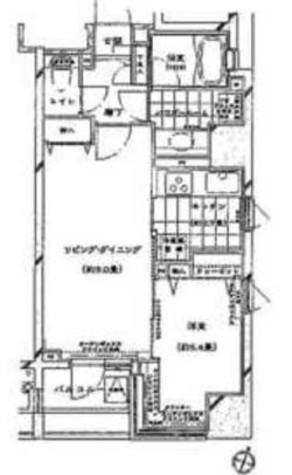 コンフォリア二番町 / 9階 部屋画像1
