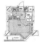 プレール・ドゥーク水天宮Ⅱ / 1103 部屋画像1