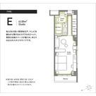 六本木デュープレックスM's / 509 部屋画像1