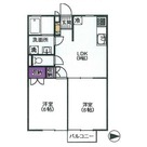 Sakurashinmachi 13 min Apartment / 2 Floor 部屋画像1
