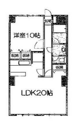 西山興業赤坂ビル / 6階 部屋画像1