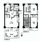 宮坂テラスハウス / 1階 部屋画像1