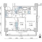 パークアクシス菊川StationGate(パークアクシス菊川ステーションゲート) / 11階 部屋画像1