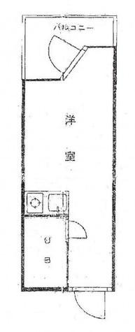 メゾン・ド・ロアイヤル / 1階 部屋画像1