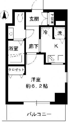 OLIO神田 / 8階 部屋画像1