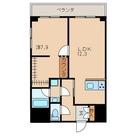 シルキーハイツ九段南二号館 / 804 部屋画像1
