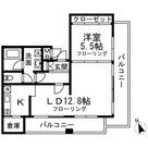 岸ビル / 401 部屋画像1
