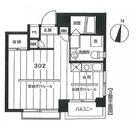 クレール東麻布 / 302 部屋画像1