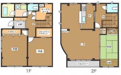 CASA YOSHIZAWA / 1階 部屋画像1