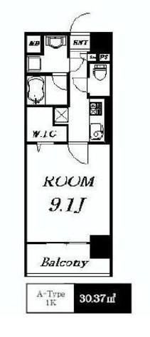 ロイヤルコート日本橋人形町 / 3階 部屋画像1