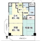 クリア上野毛通り / 2階 部屋画像1