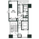 モーニングサイド銀座 / 8階 部屋画像1