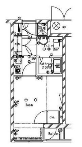 メイクスデザイン白金台 / 3階 部屋画像1