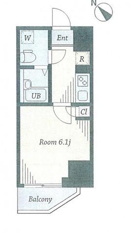 ダイヤモンドタワー西小山 / 1204 部屋画像1