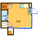 ハウスことぶき / 2階 部屋画像1