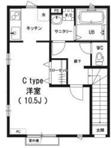 リブリ・プレミアムテラス品川 / 2階 部屋画像1