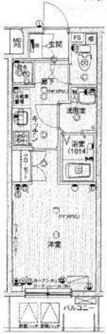 浅草橋 7分マンション / 1105 部屋画像1