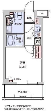 フレアージュ白金台 / 3階 部屋画像1