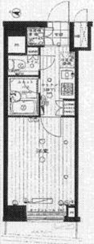 ルーブル大森山王 / 3階 部屋画像1