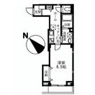 ベルデ下丸子 / 2階 部屋画像1