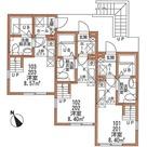 ハーミットクラブハウスの丘 / 1階 部屋画像1