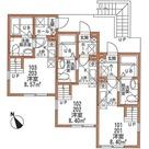 ハーミットクラブハウスの丘 / 2階 部屋画像1