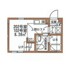 ハーミットクラブハウス大倉山 / 102 部屋画像1