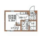 ハーミットクラブハウス大倉山 / 202 部屋画像1