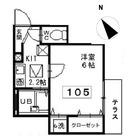 ヒルトップ南青山 / 1階 部屋画像1