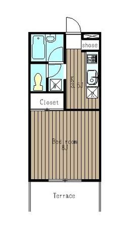 ORM高円寺 / 103 部屋画像1