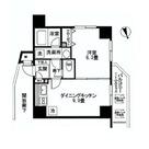 ティーリーフ横浜モデルノ / 1101 部屋画像1
