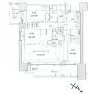 ザ・パークハウス赤坂レジデンス / 4階 部屋画像1