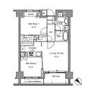リベルテ月島 / 1005 部屋画像1