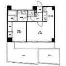 高輪三枝ビル / 303 部屋画像1